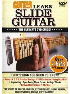Guitar World: Learn Slide Guitar DVDs / Videos | Guitar