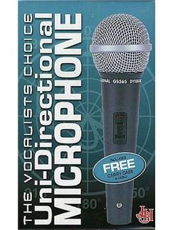 JHS: Uni-Directional Microphone  |