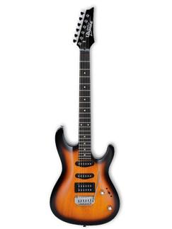 Ibanez: Electric Guitar GSA60 (Maple/Brown Sunburst) Instruments | Electric Guitar