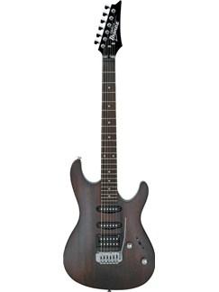 Ibanez: GSA60 GIO SA Series HSS Electric Guitar - Walnut Flat Instruments | Electric Guitar