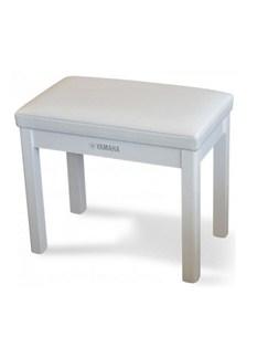 Yamaha: GTB Digital Piano Stool - Polished White  | Piano