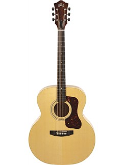 Guild: F-50 Standard - Maple Jumbo (Blonde) Instruments | Acoustic Guitar