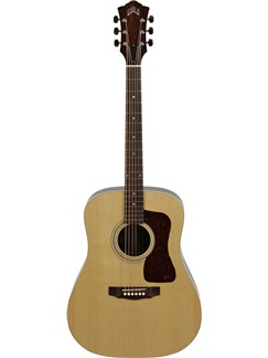 Guild: D-50 Standard - Rosewood Dreadnought (Natural) Instruments | Acoustic Guitar