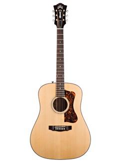 Guild: D-40 Bluegrass Jubilee - Mahogany Dreadnought (Natural) Instruments | Acoustic Guitar