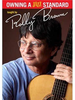 Rolly Brown: Owning A Jazz Standard (DVD) DVDs / Videos | Guitar