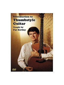 Introduction To Thumbstyle Guitar DVDs / Videos | Guitar