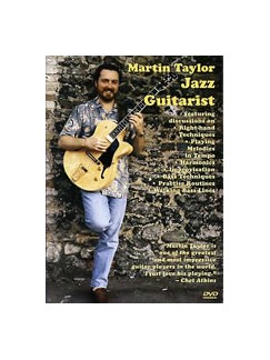 Martin Taylor: Jazz Guitarist DVDs / Videos | Guitar