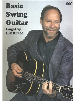 Dix Bruce: Basic Swing Guitar DVDs / Videos | Guitar
