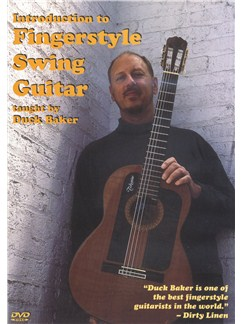 Duck Baker: Introduction To Fingerstyle Swing Guitar DVDs / Videos | Guitar