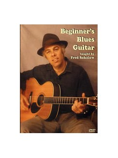 Beginner's Blues Guitar DVDs / Videos | Guitar