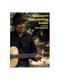 Beginner's Fingerpicking Guitar DVDs / Videos | Guitar