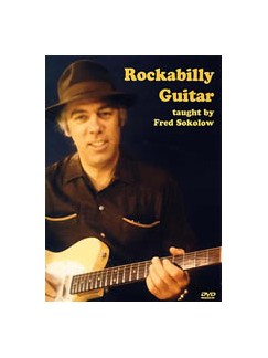 Rockabilly Guitar DVDs / Videos | Guitar