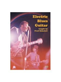 Fred Sokolow: Electric Blues Guitar DVDs / Videos | Guitar