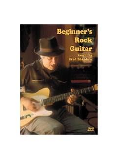 Fred Sokolow: Beginner's Rock Guitar DVDs / Videos | Guitar