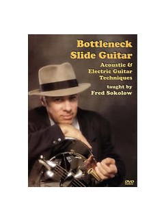 Bottleneck Slide Guitar DVDs / Videos | Guitar