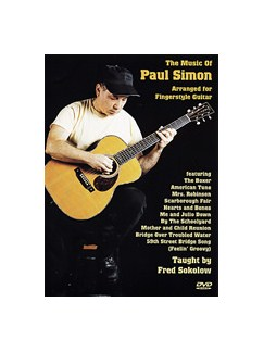 Fred Sokolow: The Music Of Paul Simon DVDs / Videos | Guitar