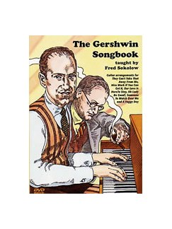 Fred Sokolow: The Gershwin Songbook DVDs / Videos | Guitar