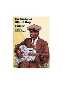 The Guitar Of Blind Boy Fuller DVDs / Videos | Guitar