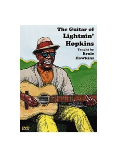 Ernie Hawkins: The Guitar Of Lightnin' Hopkins DVDs / Videos | Guitar