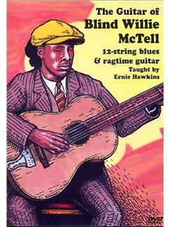The Guitar Of Blind Willie McTell DVDs / Videos | Guitar