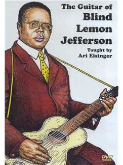 The Guitar Of Blind Lemon Jefferson DVDs / Videos | Guitar