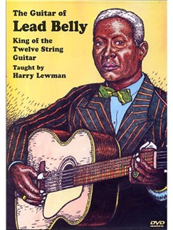 The Guitar Of Lead Belly DVDs / Videos | Guitar