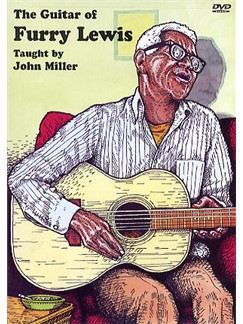 The Guitar Of Furry Lewis DVDs / Videos | Guitar