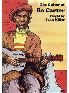 The Guitar Of Bo Carter DVDs / Videos | Guitar