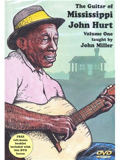 The Guitar Of Mississippi John Hurt: Volume One (DVD) DVDs / Videos | Guitar