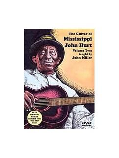 The Guitar Of Mississippi John Hurt: Volume 2 DVD DVDs / Videos | Guitar