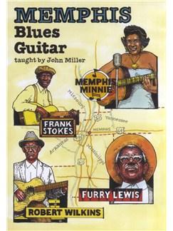 John Miller: Memphis Blues Guitar DVDs / Videos | Guitar