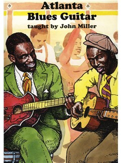 John Miller: Atlanta Blues Guitar DVDs / Videos | Guitar