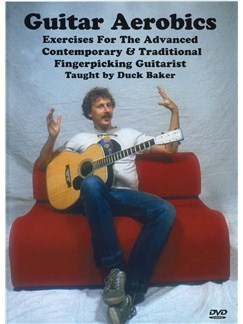 Duck Baker: Guitar Aerobics (DVD) DVDs / Videos | Guitar