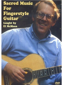 El McMeen: Sacred Music For Fingerstyle Guitar DVDs / Videos | Guitar