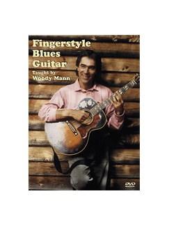 Woody Mann: Fingerstyle Blues Guitar DVDs / Videos | Guitar