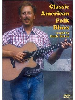 Duck Baker: Classic American Folk Blues DVDs / Videos | Guitar