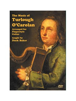Duck Baker: The Music Of Turlough O'Carolan DVDs / Videos | Guitar