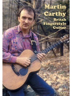 Martin Carthy: British Fingerstyle Guitar DVDs / Videos | Guitar