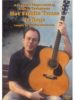 Advanced Fingerpicking Guitar Techniques: Hot Fiddle Tunes And Rags DVDs / Videos | Guitar