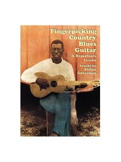 Fingerpicking Country Blues Guitar DVDs / Videos | Guitar