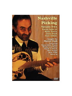 Nashville Picking: Volume Two DVDs / Videos | Guitar