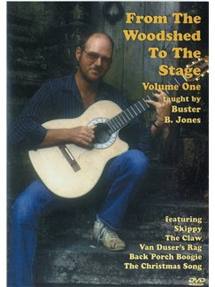 From The Woodshed To The Stage - Volume One DVDs / Videos | Guitar
