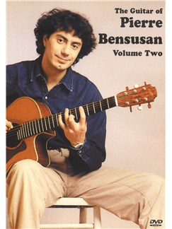 The Guitar Of Pierre Bensusan - Volume 2 DVD DVDs / Videos | Guitar