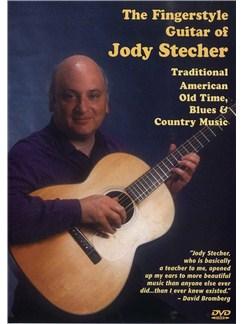 The Fingerstyle Guitar Of Jody Stecher (DVD) DVDs / Videos | Guitar