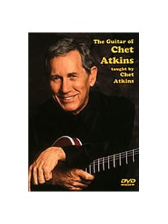 Guitar Of Chet Atkins - Taught By Chet Atkins DVDs / Videos | Guitar