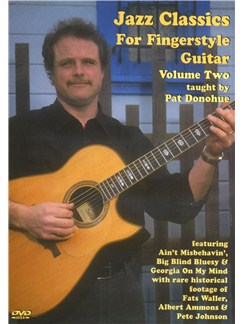 Jazz Classics For Fingerstyle Guitar - Volume 2 DVDs / Videos | Guitar