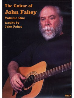 The Guitar Of John Fahey Volume 1 DVDs / Videos | Guitar