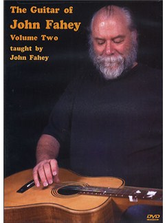 The Guitar Of John Fahey Volume 2 DVDs / Videos | Guitar
