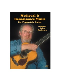 John Renbourn: Medieval And Renaissance Music DVDs / Videos | Guitar