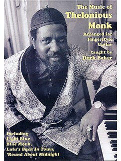 Duck Baker: The Music of Thelonious Monk DVDs / Videos | Guitar